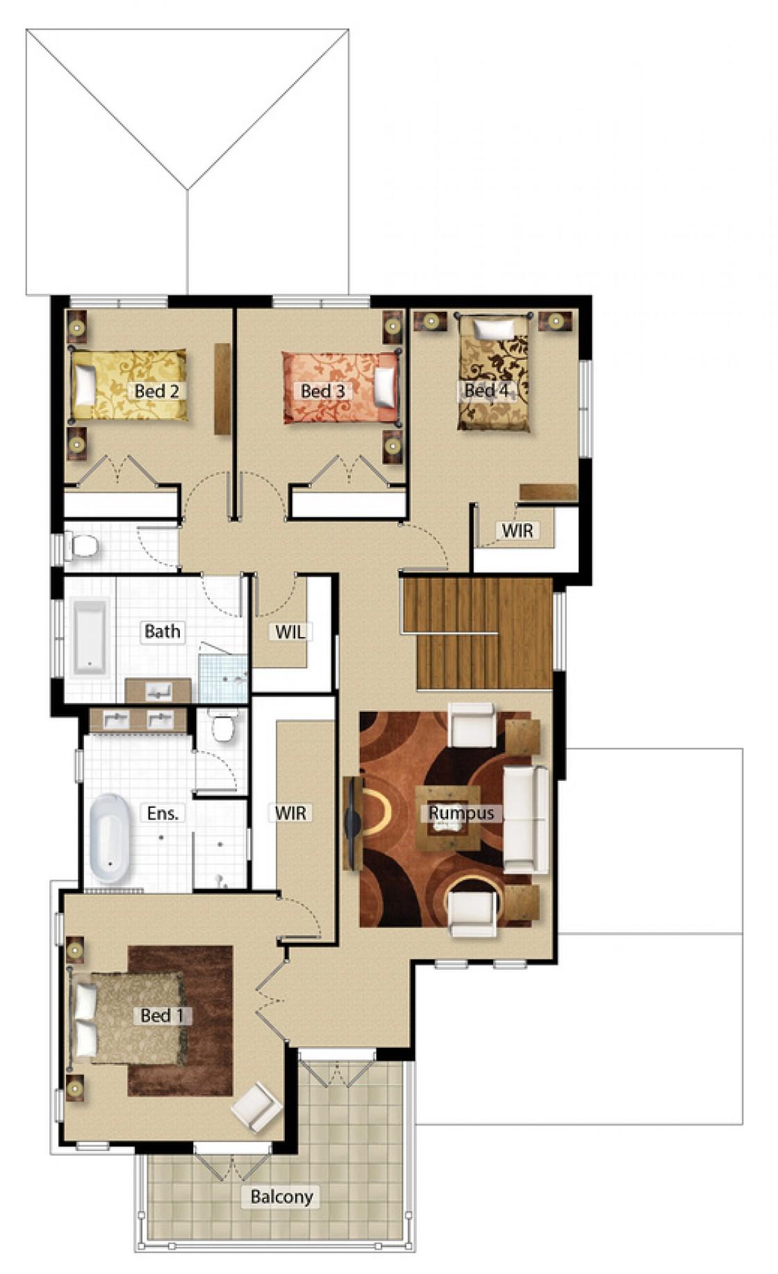 Rochester First Floor
