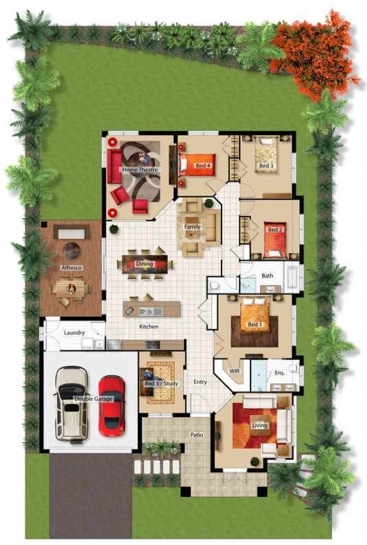 CulburraMkII Floor Plan