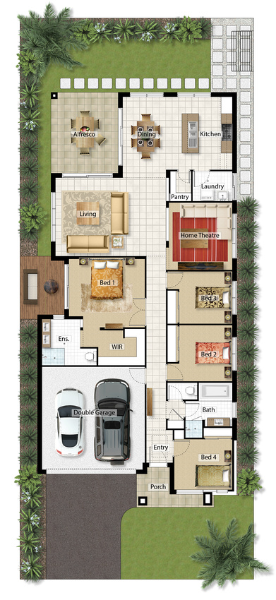 Floor Plan 22.9sq