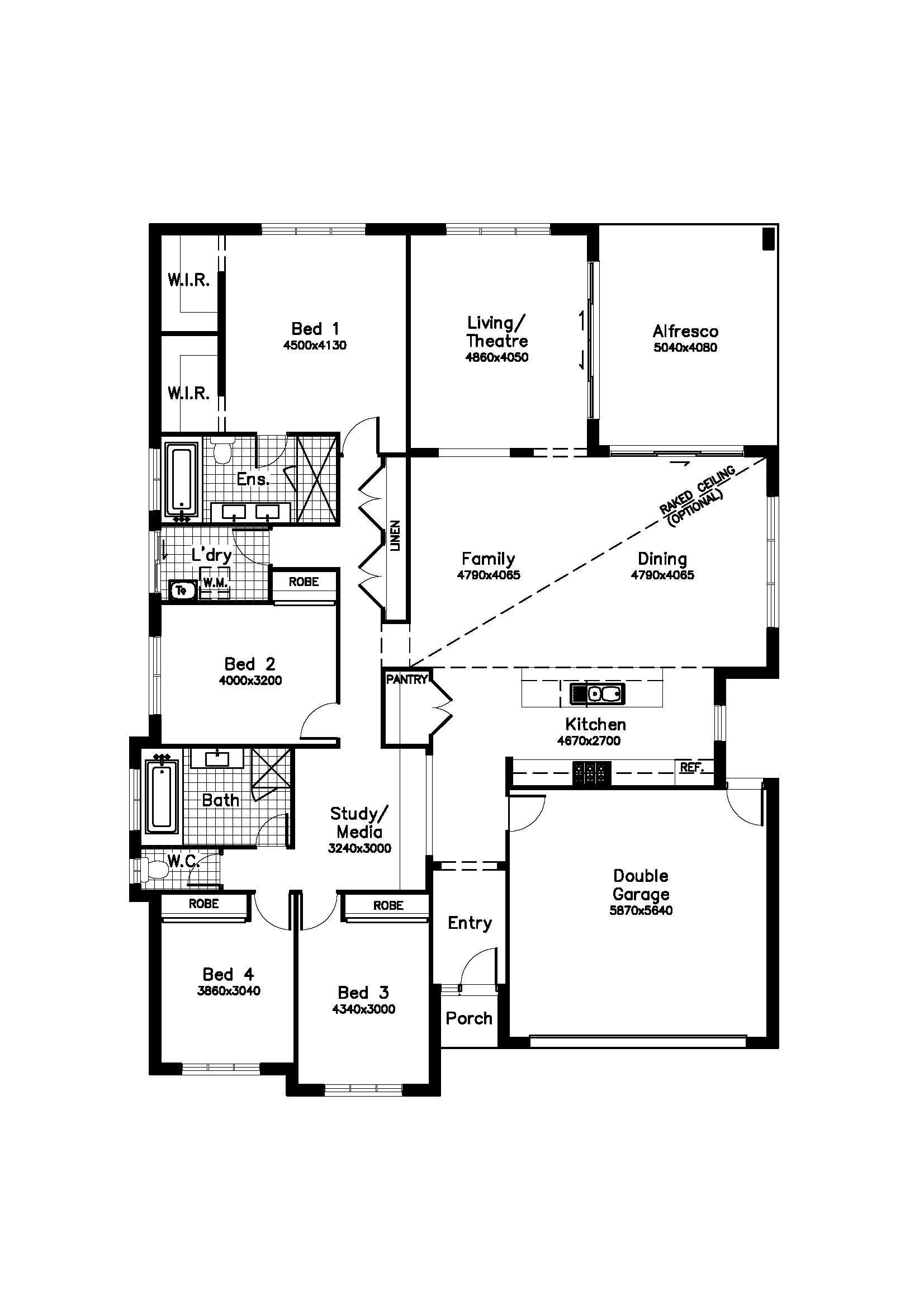 Floor Plan MkII
